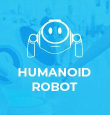 humanoid robot for HRI