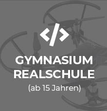 Sehen Sie die Roboter: Gymnasium und Realschule (ab 15 Jahren)