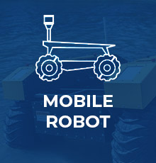 mobile robot for research
