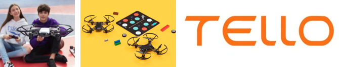 Drone programmable Tello Edu
