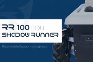 Shadow Runner RR100: a ready-to-use mobile robot for R&D teams