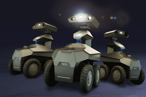 Shadow Runner GR100 mobile robot