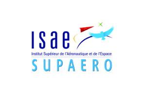 logo ISAE SUPAERO - Institut Supérieur de l'Aéronautique et de l'Espace