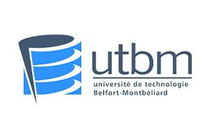 logo UTBM - Université de Technologie Belfort Montbéliard