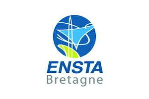 logo ENSTA - École Nationale Supérieure de Techniques Avancées - Bretagne