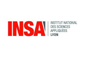 logo INSA LYON - Institut National des Sciences Appliquées