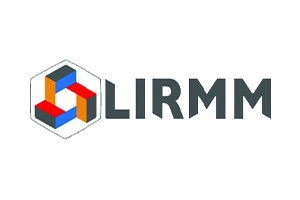 logo LIRMM - Laboratoire d'informatique, de robotique et de microélectronique de Montpellier
