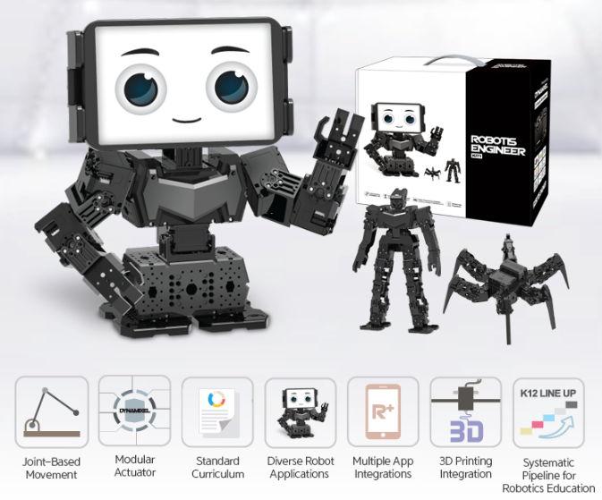 robotis engineer kit